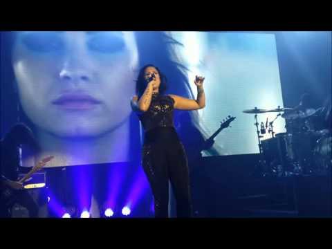 Demi Lovato - Remember December & Heart Attack (Live In Malaysia 2015) HD