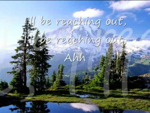 Reaching Out by Bee Gees  with Lyrics