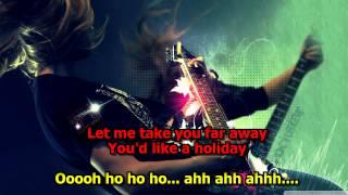 Holiday - (HD Karaoke) Scorpions