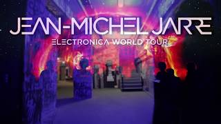 Jean-Michel Jarre - Electronica Live (Official Tour Trailer)
