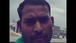 హీరో శ్రీహరి గారి voice imitation by naveen.....
