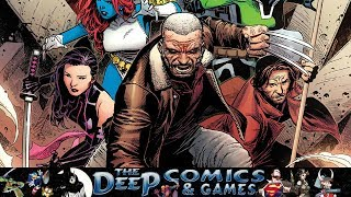 New Comic Book Day 7/19/17 The DeeP Comics and Games