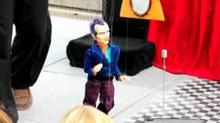 Best Roadside Puppet Dance Performance Ever