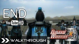 Dynasty Warriors 8 Walkthrough - Part 20 Hypothetical Route (Jin Ending B - Final Conflict at Chibi)
