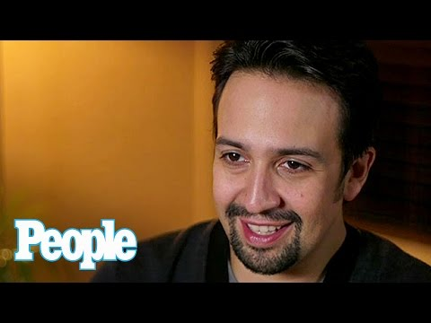 Lin Manuel Miranda On His Fully Bilingual 2 Year Old & The Bedtime Lullaby He Wrote People