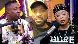 Rickey Smiley, Da Brat, Gary With the Tea...almost get FIRED on Air!