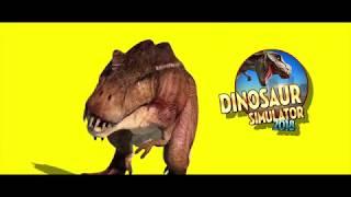 Dinosaur Games - Free Simulator 2018 - Gameplay trailer