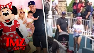 Rob Kardashian and Blac Chyna Are Back Together AGAIN! | TMZ TV