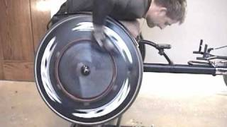 Wheelchair Racing Stroke Video with Slow Motion