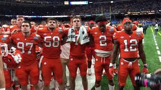 TigerNet: Kelly Bryant, Tigers sing alma mater after Sugar Bowl loss