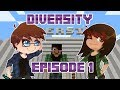 Minecraft Ekspeditionen - Diversity | Episode 1