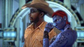 John Wraith Impregnates Mystique: Nightcrawler's Father? (X-Men Origins: Wolverine | Logan & Raven)