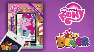 My Little Pony: Augmented Reality Coloring Books by DEVAR kids