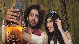 Razia Sultan | Altunia & Shehzadi Romantic Scene