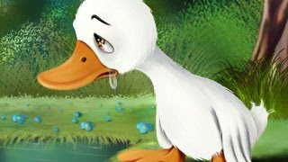 كارتون البطة الحزينة - كارتون بطوط - donald duck - ugly ducking