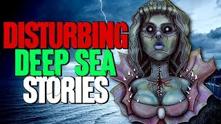 5 DISTURBING Deep Sea Discoveries