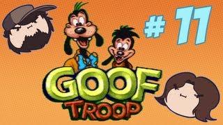 Goof Troop - The Treasure Room - PART 11 - Game Grumps