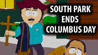 South Park Holiday Special Explained