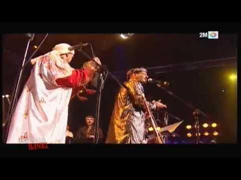 Korsa Live avec Maâlem Hamid EL Kasri et Karim Ziad 2° partie