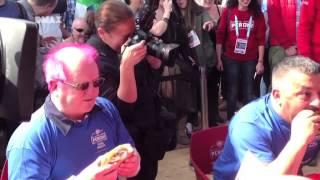 RBS 6 Nazioni 2014. Chef Rubio e la gara di panini