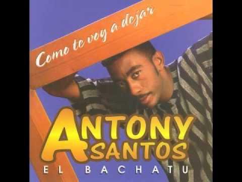 Anthony Santos - Porque no lo dijiste