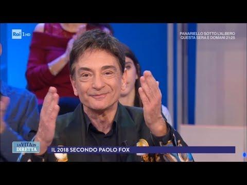 L'oroscopo segno per segno del 2018 di Paolo Fox - La Vita in Diretta 21/12/2017