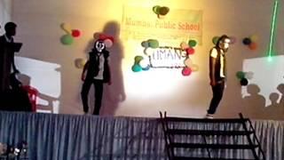 Best robotic dance (ATUL & sabin)