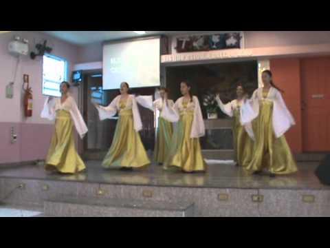 Festival de Coreografia Gospel Grupo Adonai 1 Lugar