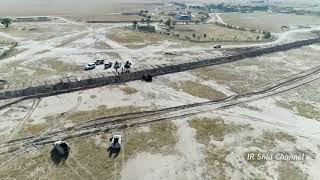 ISIS Attack Failure - Filmed by Iraqi PMU Drone