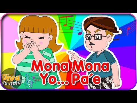 Xxx Mp4 Mona Mona Yo Pa 39 E Johny Johny Yes Papa Versi Jawa Diva Bernyanyi Diva The Series Official 3gp Sex