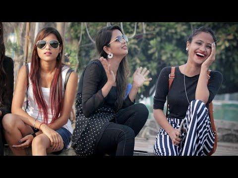 Xxx Mp4 Cute Girl Asking Mere BF Ke Sapno Me Kyu Aa Rahi Ho Prank On Cute Girl Prank In India BRbhai 3gp Sex