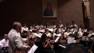 Our Lady of Good Counsel Hymn - Simbang Gabi 2015 by OLGC Serenata