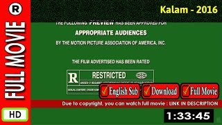 Watch Online: Kalam (2016)