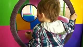 PLAYGROUND PLAYSET BALLS KIDS SLIDES CHALLENGE PLAYSET funny videos for baby