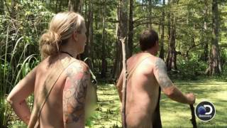 'Naked and Afraid' in Louisiana