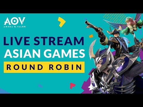 Xxx Mp4 ASIAN GAMES QUALIFIERS Group Stage Round Robin Garena AOV Arena Of Valor 3gp Sex