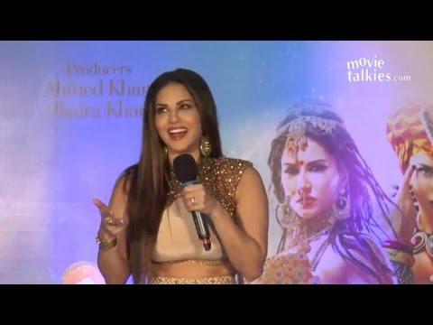 Sunny Leone's  Ek Paheli Leela Promotions