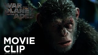 "War for the Planet of the Apes | ""I Came For You"" Clip 