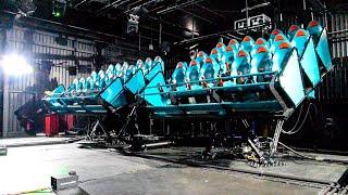 4D Motion Kino Onride/Offride (FULL HD) - Freizeit-Land Geiselwind