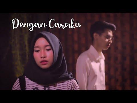 Arsy Widyanto ft. Brisia Jodie - Dengan Caraku | Cover by Putih Abu-abu ft. Jusman Moyuma