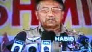 Musharaf ka khitab