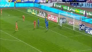Esteghlal Tehran vs Saipa Tehran IPL Week19 2017-18 Season