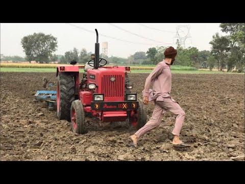 Tractor stunt || Producerdxxx ||