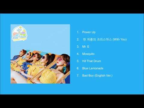 """[FULL ALBUM AUDIO] — Red Velvet 레드벨벳 — """"Summer Magic"""""""