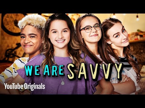 Lights! Camera! Savvy! - We Are Savvy S1 (Ep 1)