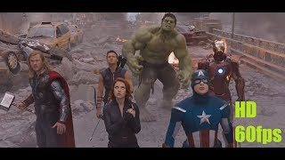 Marvel's Movies Best Moments till Date | IMDb rated |HD 720p 60fps