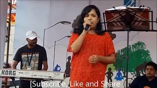 Jeevan Sathi Hum Diya aur Bati Hum song perormance at Rahagiri Bhubaneswar