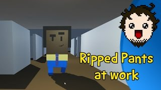 [Ripped Pants at Work] Nightmare come true! | Fun Stealth Indie Game