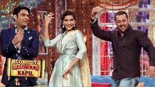 Comedy Nights With Kapil | Salman Khan DANCES With Sonam Kapoor | 1st Nov 2015