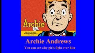 Archie Andrews Dinner at a Restaurant pt 1
